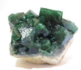 Fluorite color change from madagascar