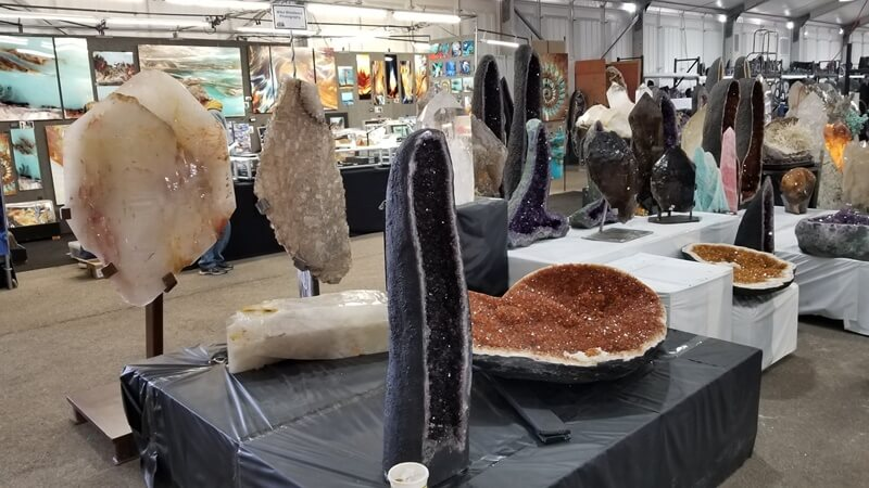 Gem, Mineral, Fossil and Jewelry Show Calendar for 2019-20  Search