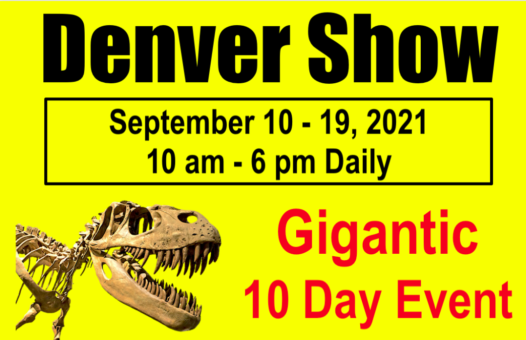"""""""The Denver Show"""" at National Western Complex — Twice as Big in 2021"""
