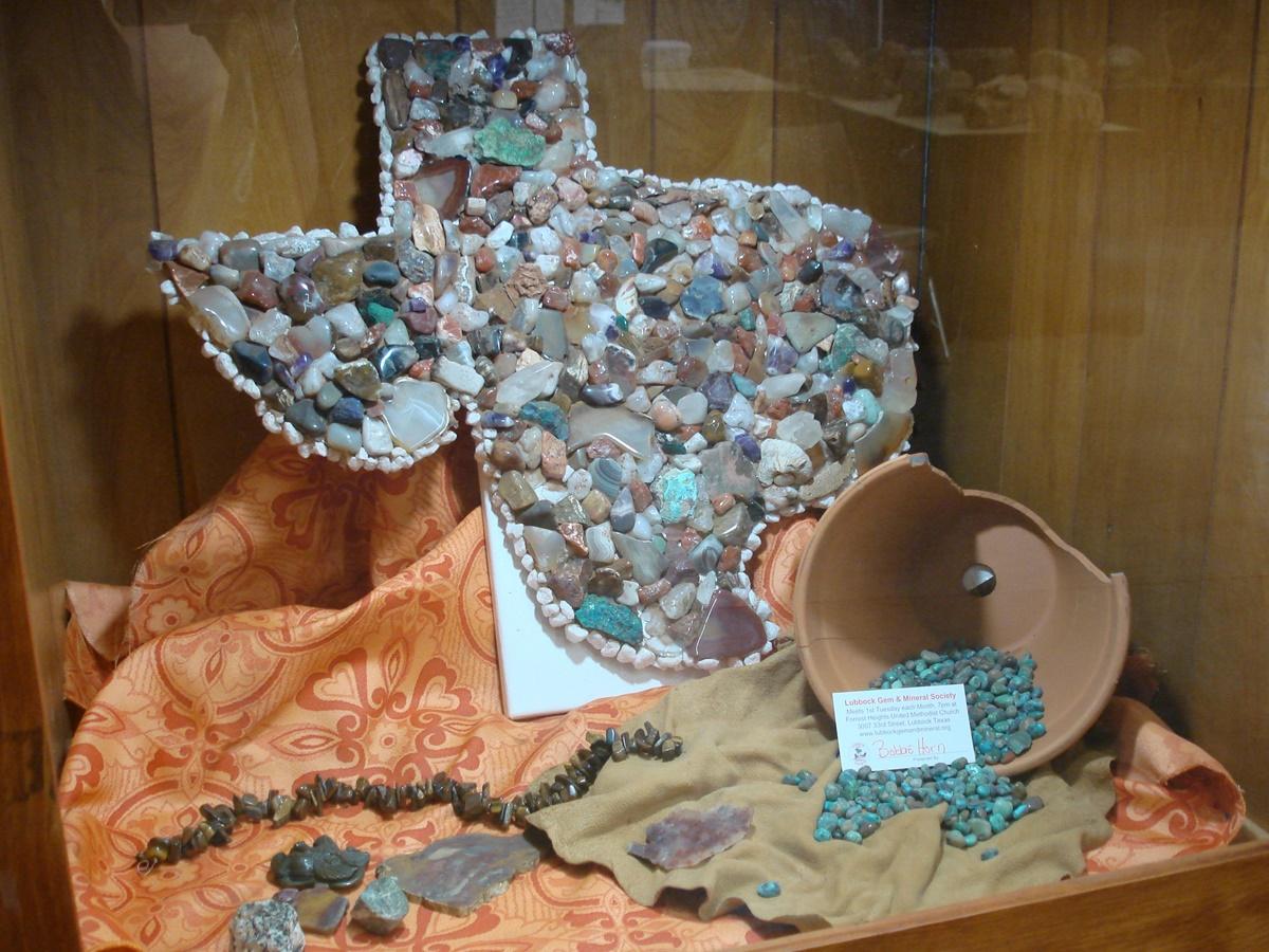 Lubbock, Texas: 2021 Gem Show & Museums