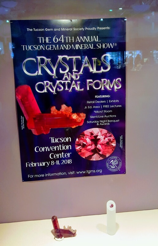 """The Little """"Club Show"""" that Brought the Gem and Mineral Show to Tucson"""