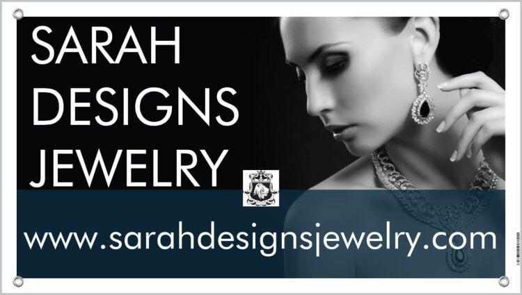 SARAH DESIGNS JEWELRY November 29 - December 2, 2018 TransWorld's Jewelry, Fashion & Accessories Show
