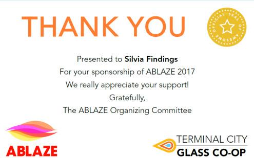 Event Sponsorship 2017-2018