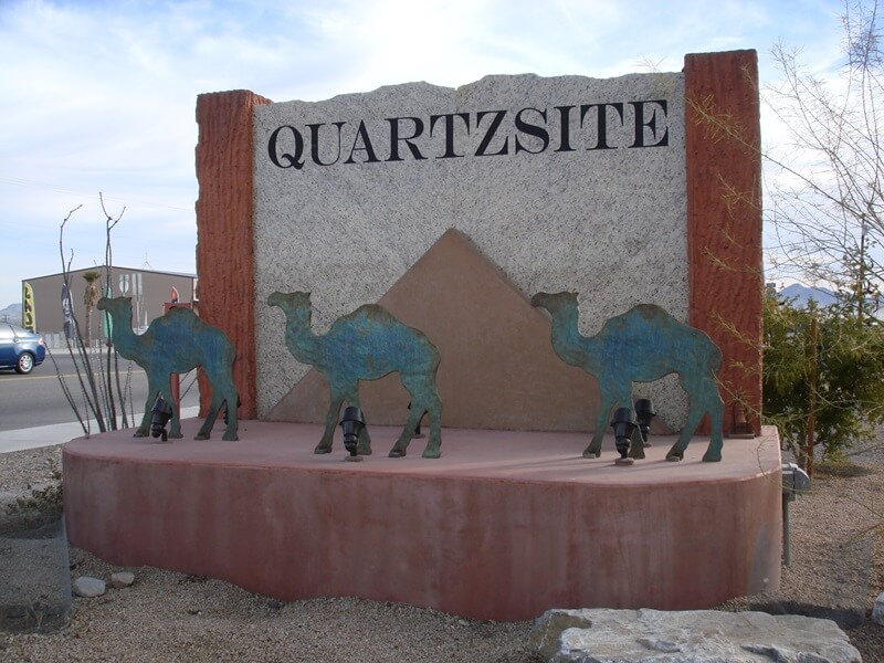2017-18 Quartzsite Area Show & Event Calendar