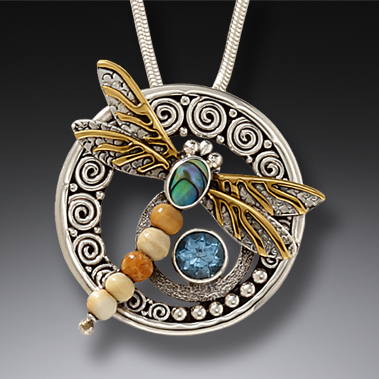 Dragonfly Jewelry Inspired by Fascinating Odonates