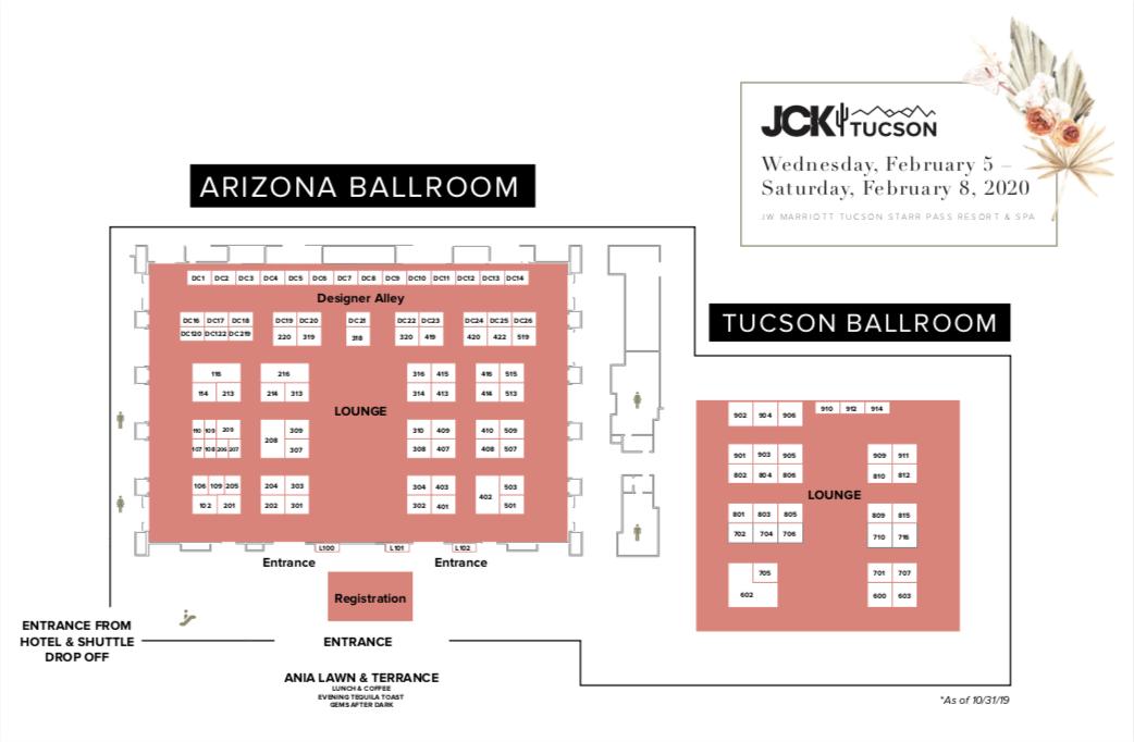 floorplan JCK Tucson
