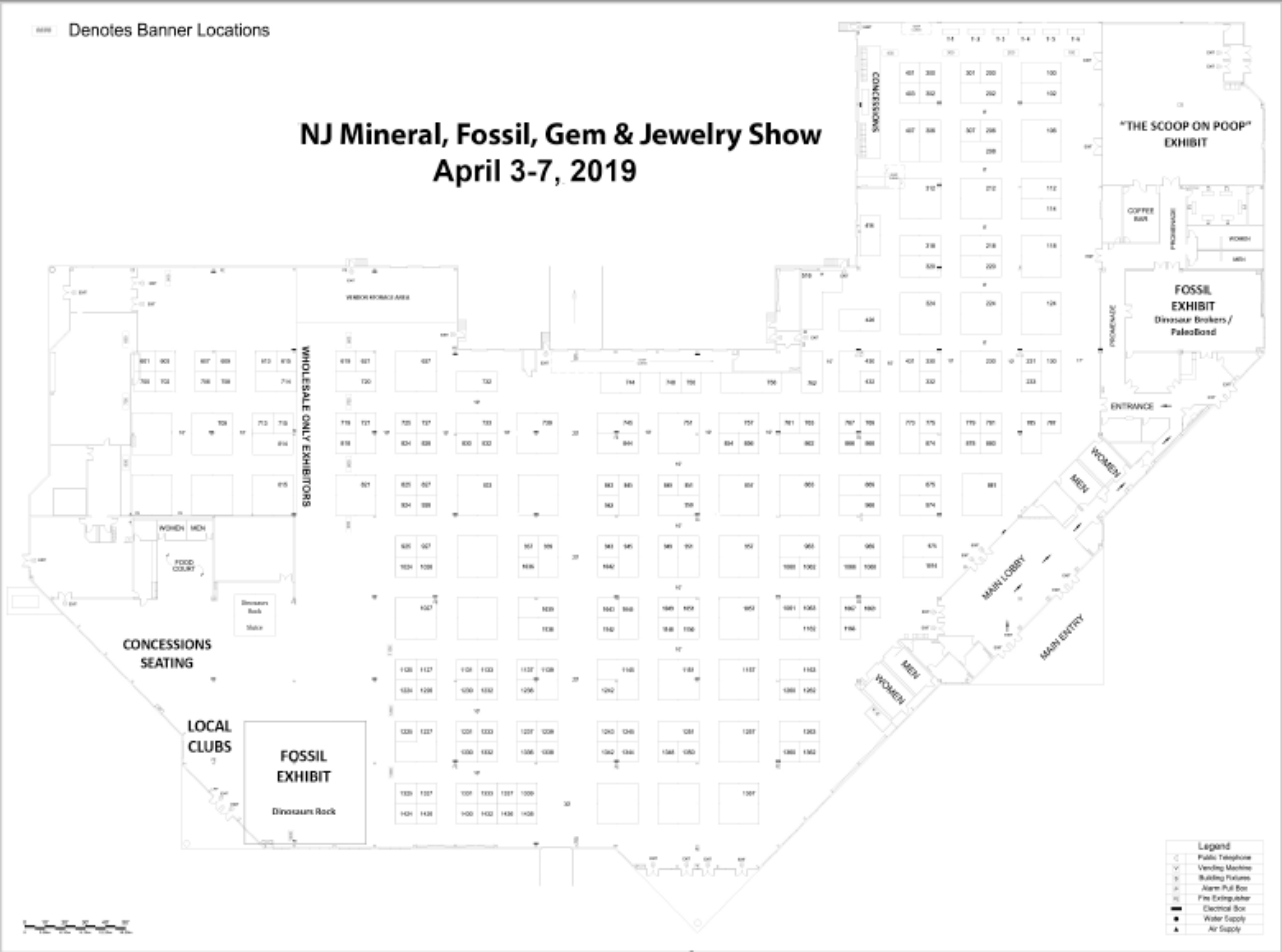 floorplan NJ Show