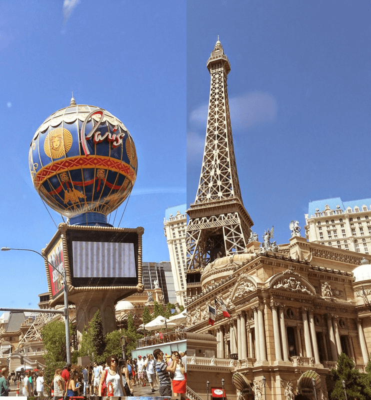 The Paris Resort home of the Las Vegas Antique Jewelry & Watch Show