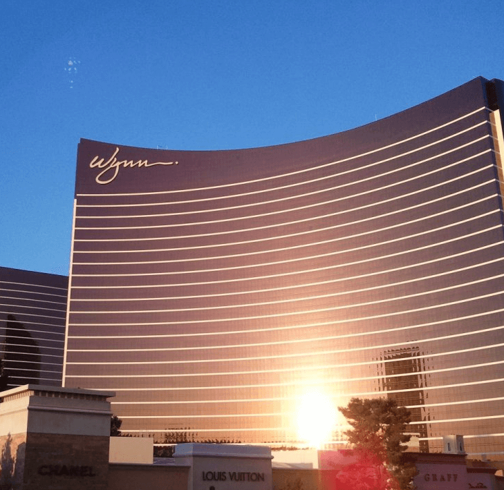 The Couture Las Vegas Show is housed in the elegantly appointed Wynn Las Vegas Resort