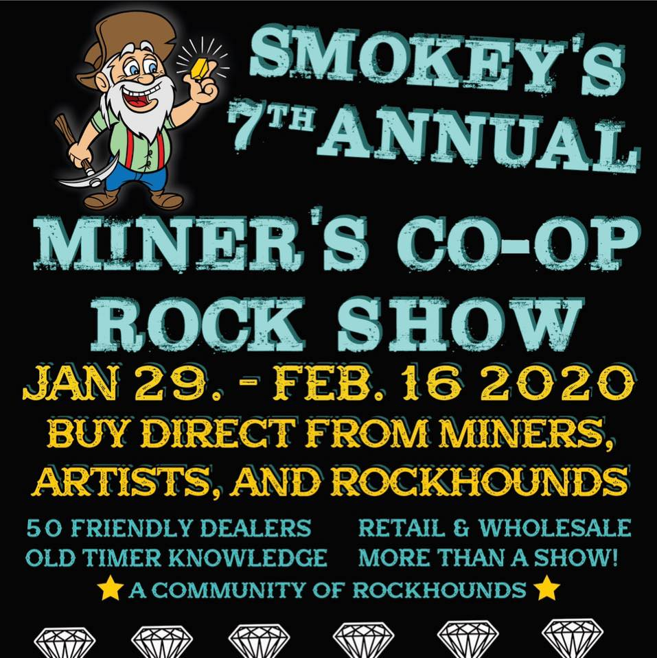 Miners Co-op Rock Show