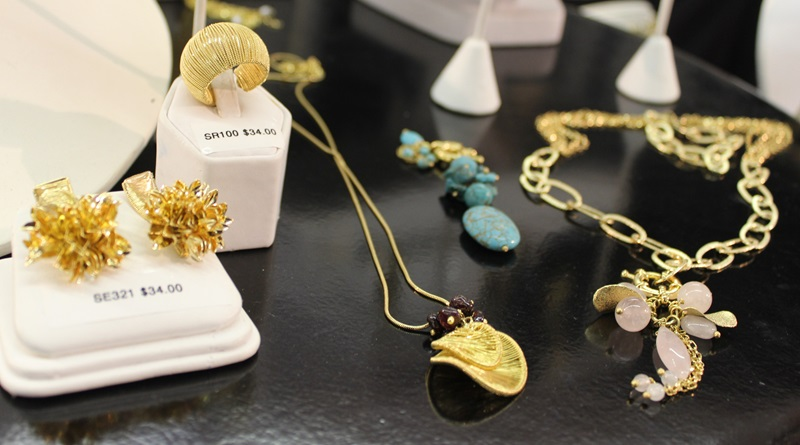 The JOGS Show has more than just gems - you can find hundreds of new designer pieces at the show.