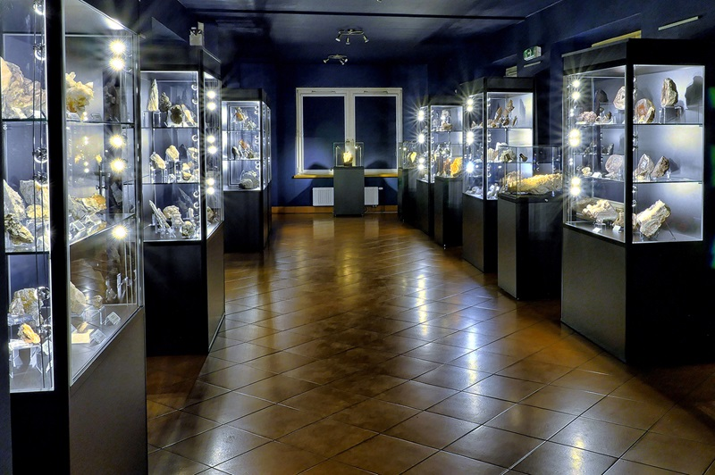 Mineralogical Museum in Luban