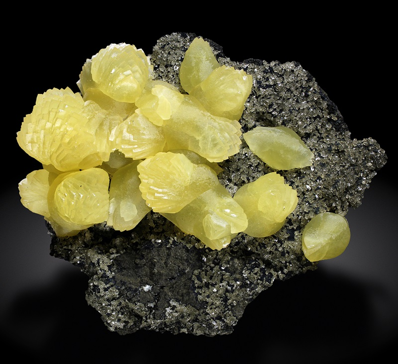 Calcite from Luban