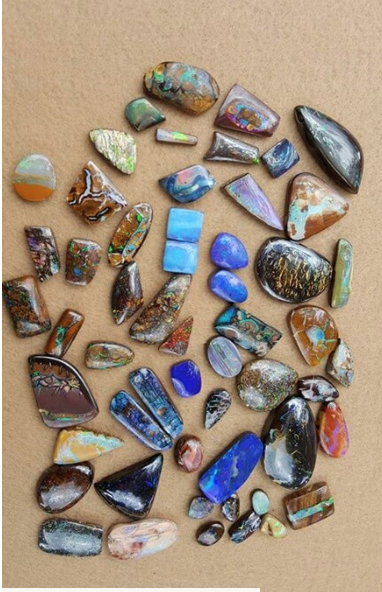 2019 Calendar of Gem, Mineral, Fossil and Jewelry Shows in The