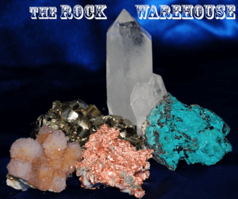 Rock, Mineral, Fossil & Jewelry wholesalers for over 20 years!