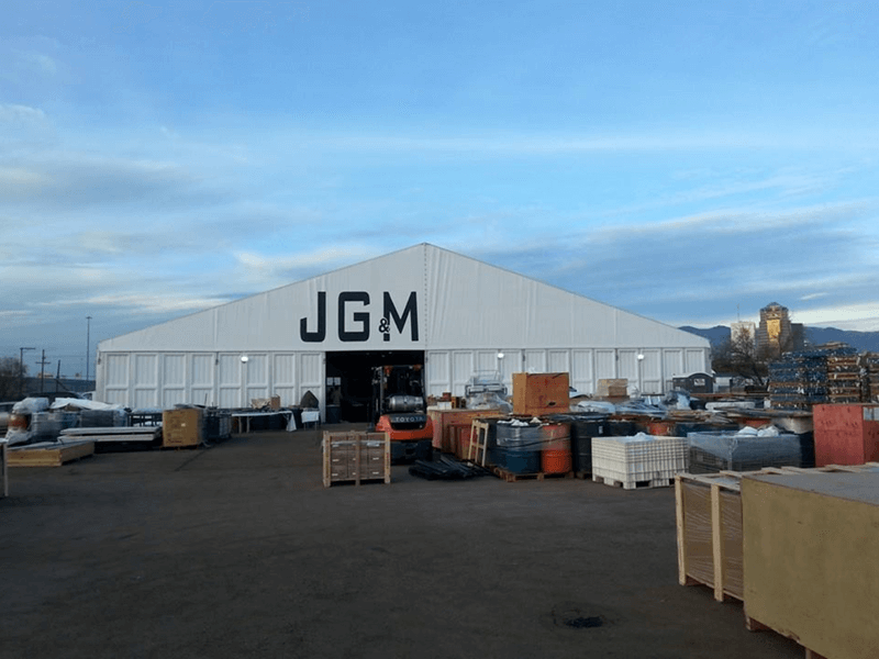 JG&M Expo at Simpson Street