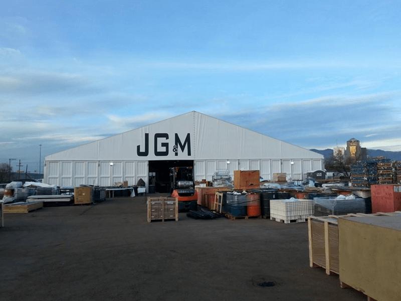 JG&M Expo at Michigan Street