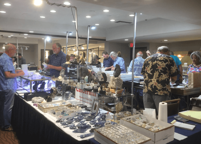 2019 Calendar of Gem, Mineral, Fossil and Jewelry Shows in