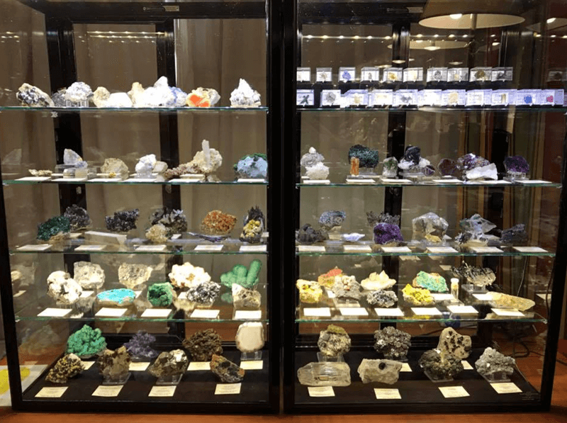 East Coast Gem, Mineral & Fossil Show