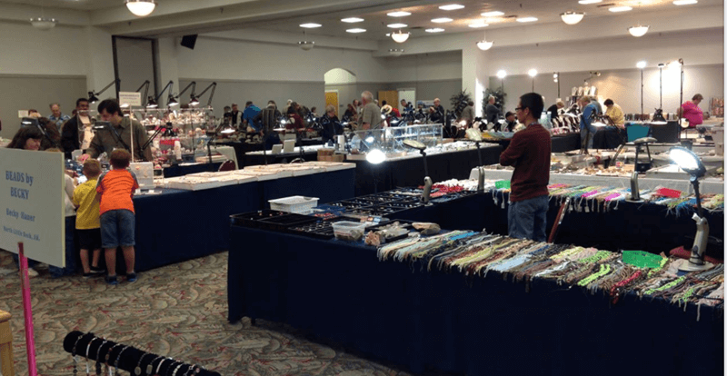 Greater Little Rock Gem Mineral Jewelry Show