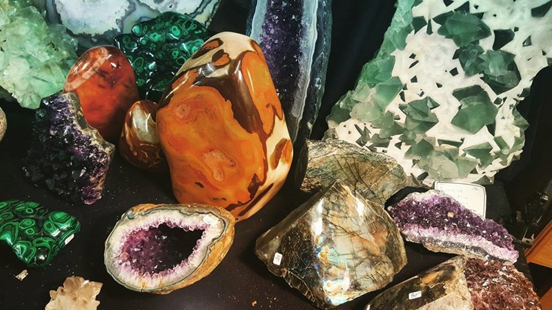 Assortment of Minerals - Enchanted Garden