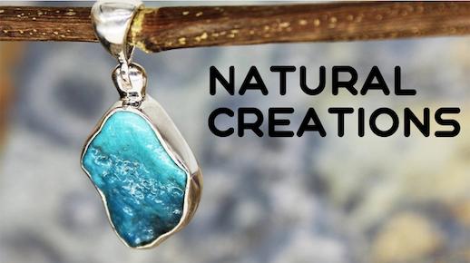Natural Creations - Texas Logo