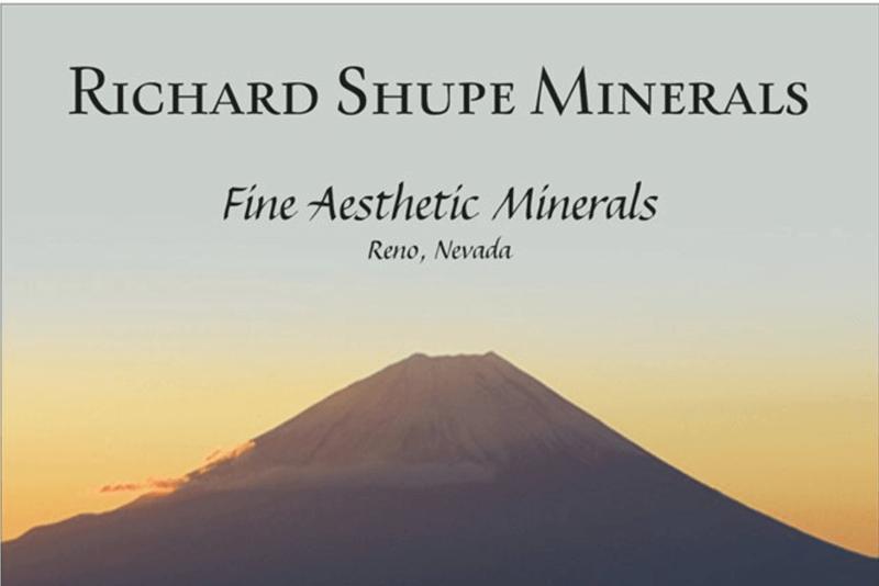 Richard Shupe Minerals Logo