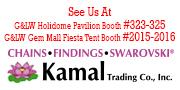 Kamal Trading Co., Inc. Logo