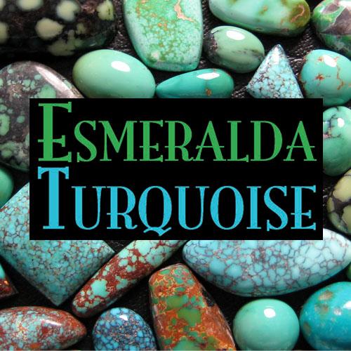 Esmeralda Turquoise Co. Logo