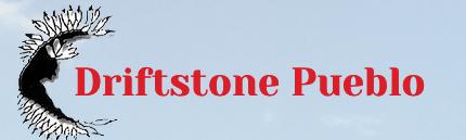 Driftstone Pueblo Logo