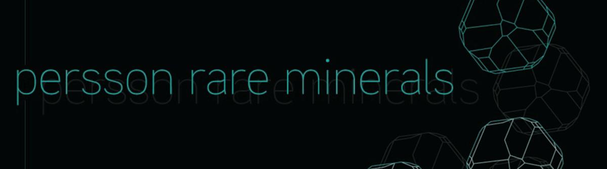 Persson Rare Minerals Logo
