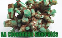 AA Colombian Emeralds Logo