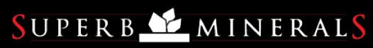 Superb Minerals India Logo