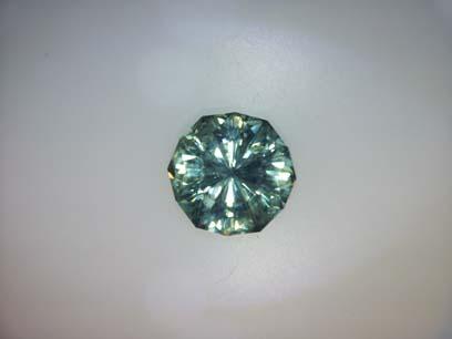 Fancy Pattern Montana Sapphire