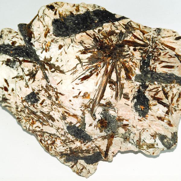 Rough astrophyllite