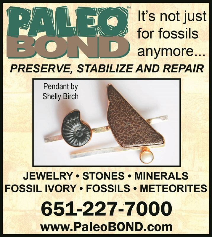PB002 is great for stabilizing fossils for jewelry cabs.