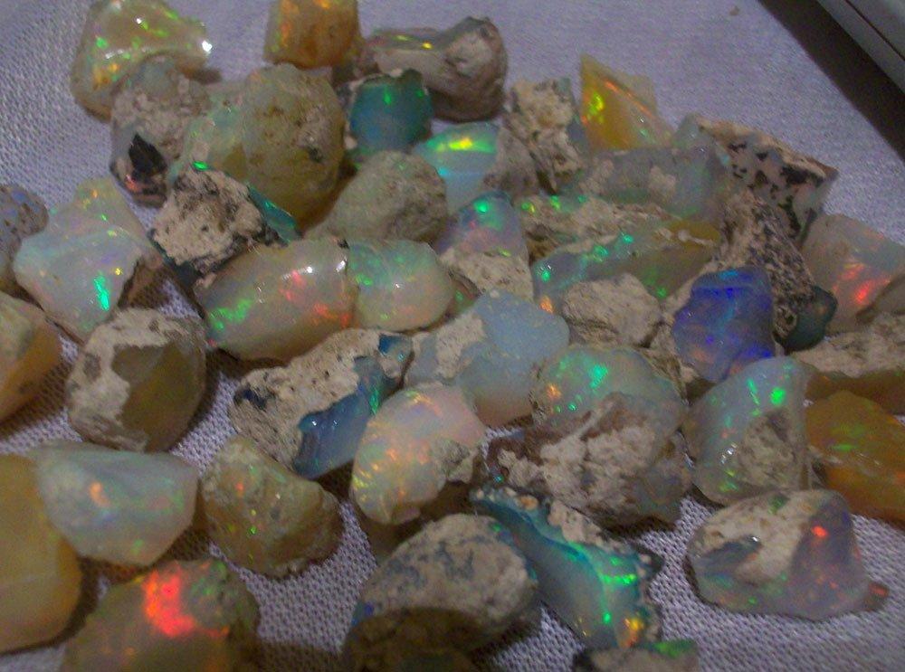 Wello Ethiopian Opals