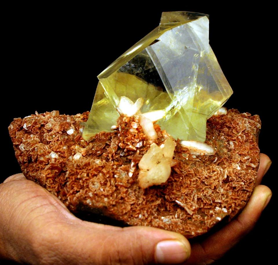 Superb Minerals India Image