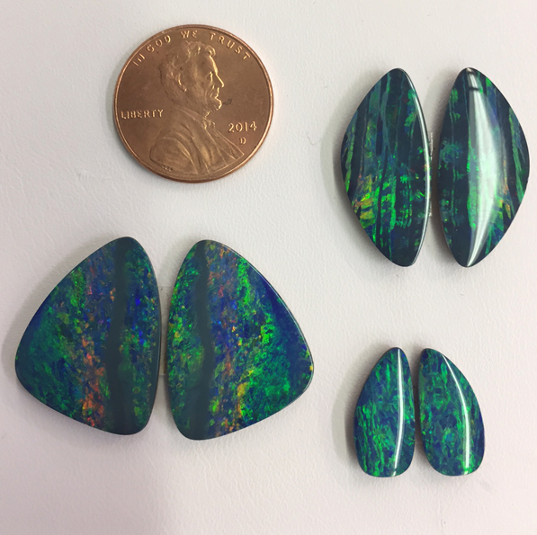 Opal Doublets