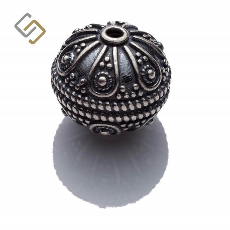 Bali-style bead