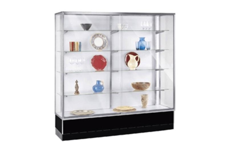 Bellisimo fill vision aluminum frame wall case