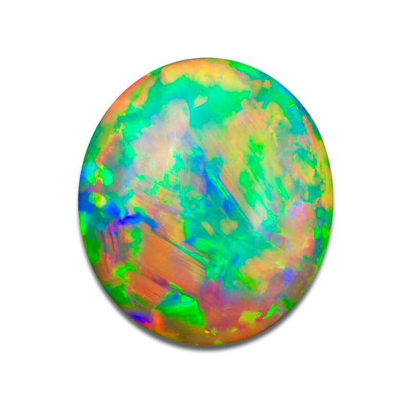 Multi-Color Opal