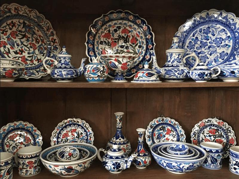 Silk Road Treasures, The Image